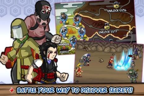 Ninja Saga MOD Apk v0.9.71