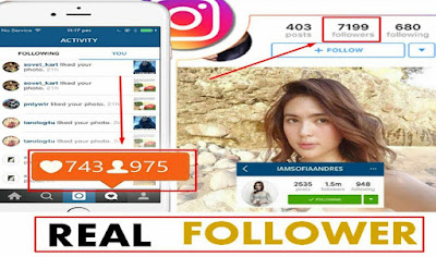 Auto Follower Instagram Tertarget