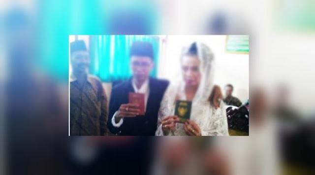 Terjadi PERNIKAHAN SESAMA JENIS di BOYOLALI, Jawa Tengah