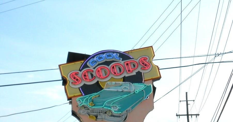 Pennsylvania Amp Beyond Travel Blog Cool Scoops Ice Cream