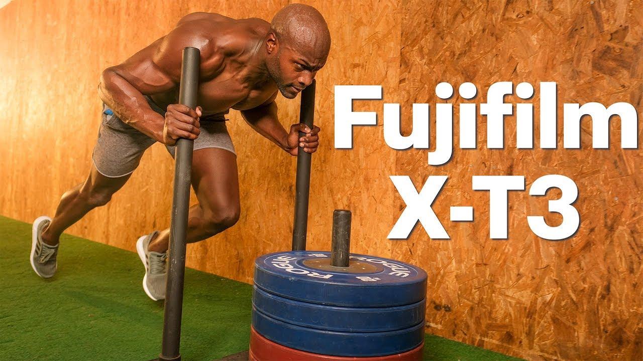 Fujifilm X-T3 with Erik Valind