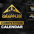 Competition Schedule for 2018