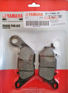 Biaya Ganti Kampas Rem Depan Yamaha Vega ZR