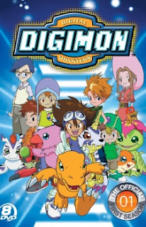 Digimon Adventure (Dublado)