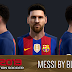 PES 2013 Leo Messi Face By Blue FM