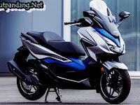 Rilis, Honda Forza 125 Terbaru 2021
