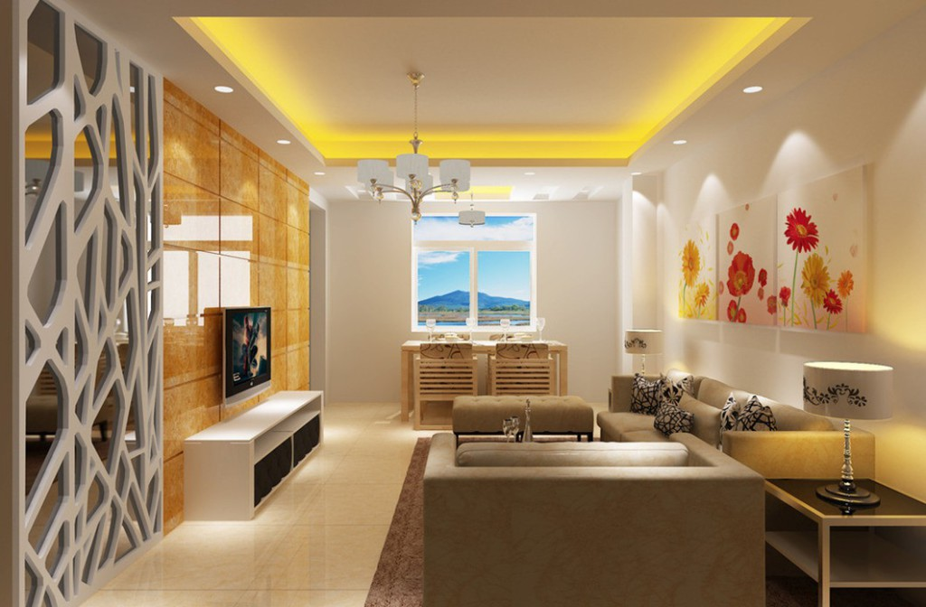 Essentials of Living Room Interior Designs