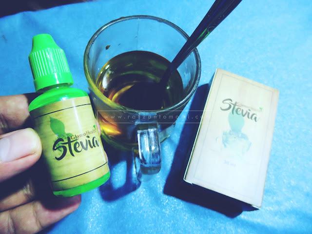 Stevia GlamoHealth Pengganti Gula Dalam Minuman Anda