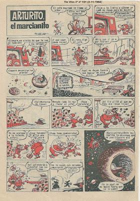 Tio Vivo 2º nº 191 (2-11-1964)