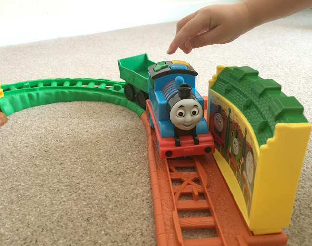 Thomas All Around Sodor Train Set