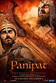 Panipat 2019 Indian Historical Movie   Panipat (2019) Download