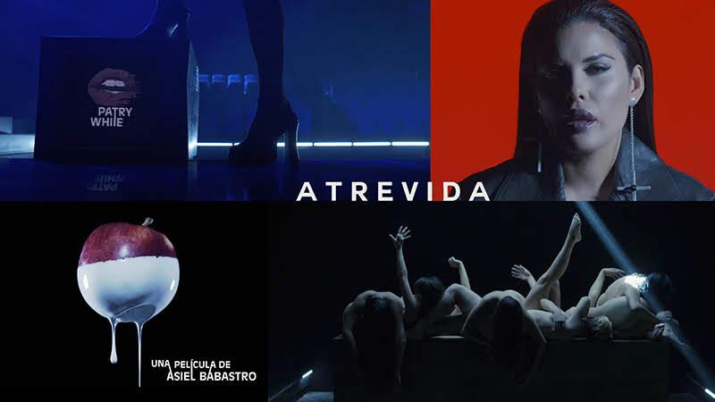Patry White - ¨Atrevida¨ - Videoclip - Dirección: Asiel Babastro. Portal del Vídeo Clip Cubano