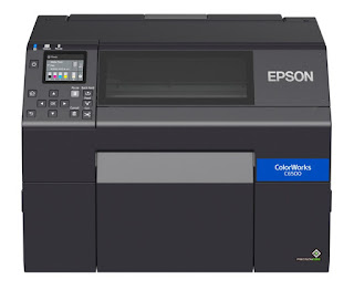 Epson ColorWorks CW-C6500A Driver Download And Review