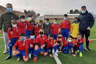 Fútbol Aranjuez Escuela