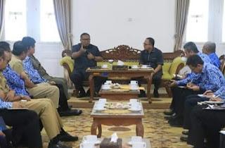 Antisipasi Covid-19 Bupati Sukabumi Perkuat kesiap siagaan Dan Kordinasi Lintas Sektor