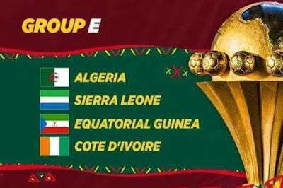 قرعة كأس إفريقيا للأمم2021 بالكاميرون