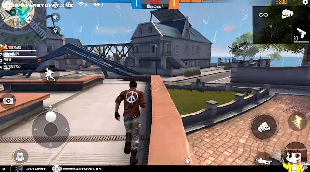 Advance Server Free Fire Remastered Map Bermuda Tampilan Baru