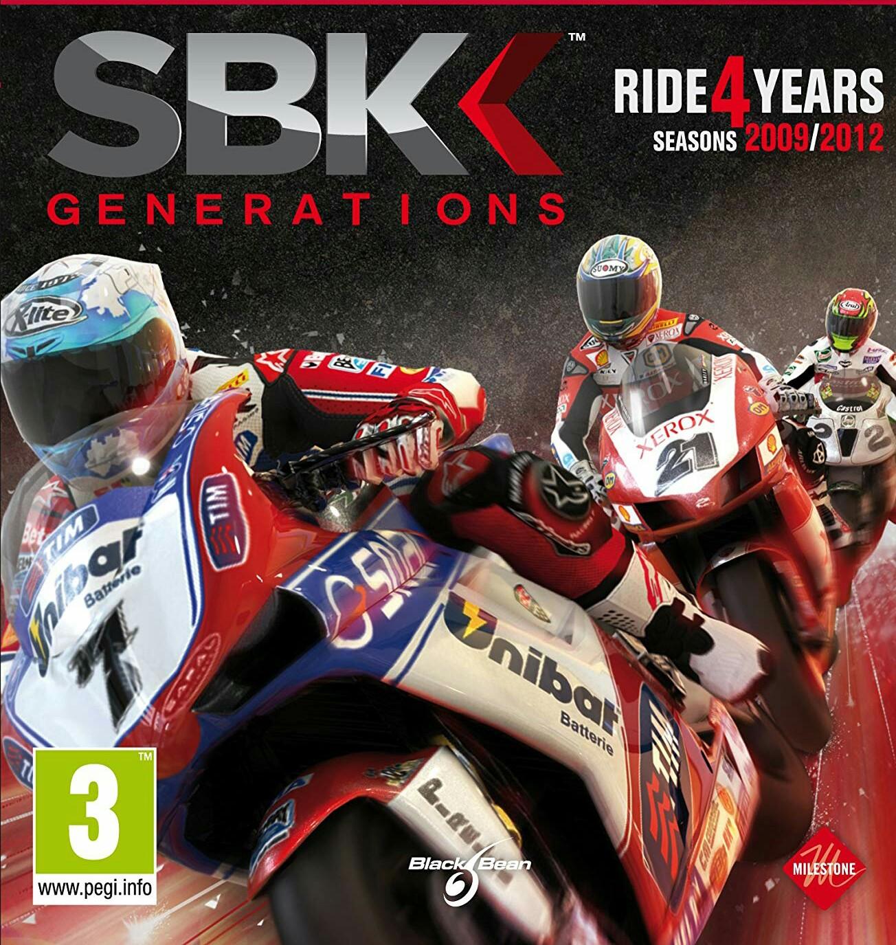 تحميل لعبة سباق الدراجات النارية SBK Generations