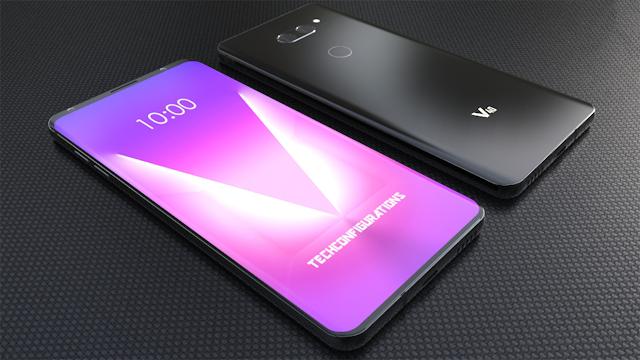 Randări foto-video cu viitorul LG V40 și un ecran superb cu aspect ratio de 85%