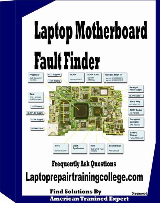 Become Expert in Laptop motherboard Reapir