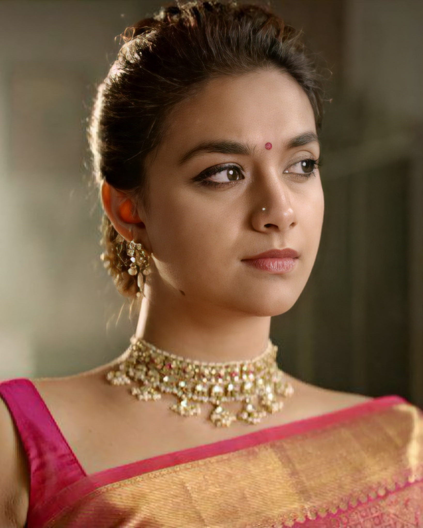 Keerthy Suresh Awesome Pretty Looks New HD Stills from Miss India 17