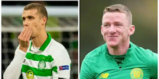 Jozo Simunovic  and Jonny Hayes to leave Celtic when contracts expire Celtic manager Neil Lennon Says