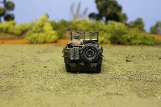 Tamiya Jeep willys 1/48.