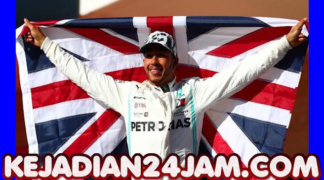 Lewis Hamilton Pertahankan Dominasi Di Silverstone