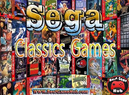 Sega Classics Games Collection PC Game Free Download