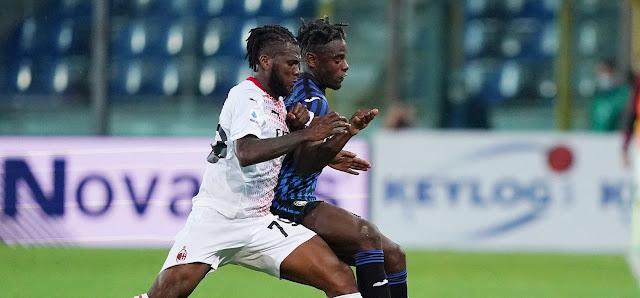 ملخص واهداف مباراة ميلان واتالانتا (2-0) الدوري الايطالي