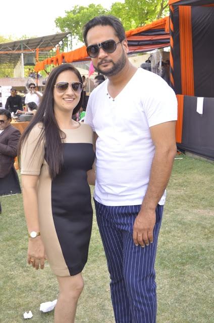 Kumsi Ubhi with harmeet Ubhi
