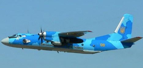 Український літак прогнав російський ракетний корабель