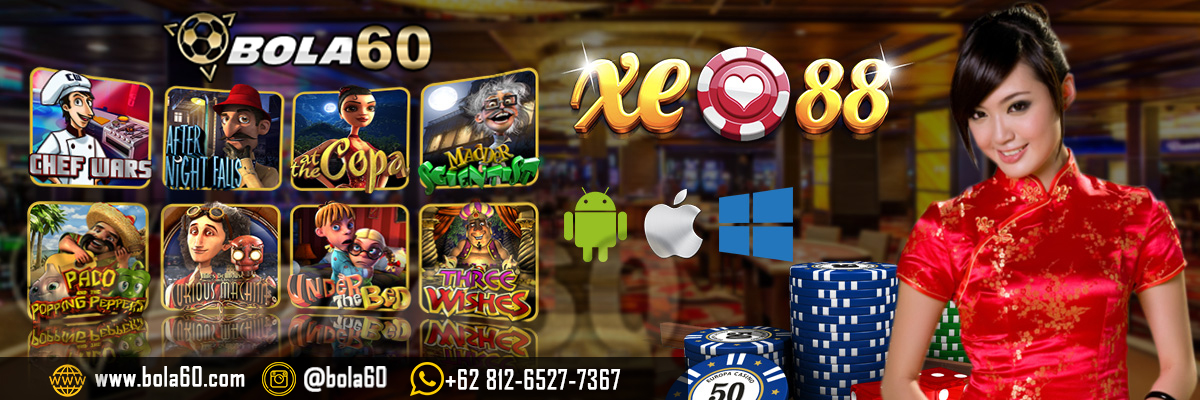 Agen Judi Slot Online Bola60 Apk Download Xe 88 Bola60 Asia