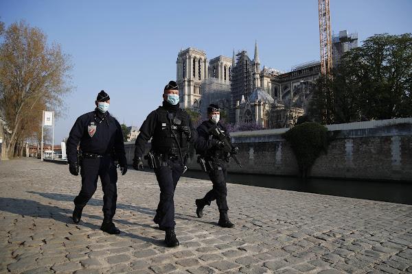 Sécurité : Le nombre de policiers et gendarmes a-t-il baissé depuis le début du quinquennat ?