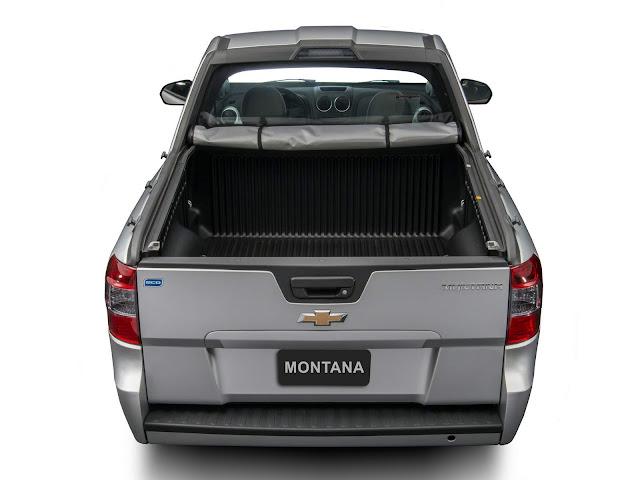 Chevrolet Montana 2017 LS