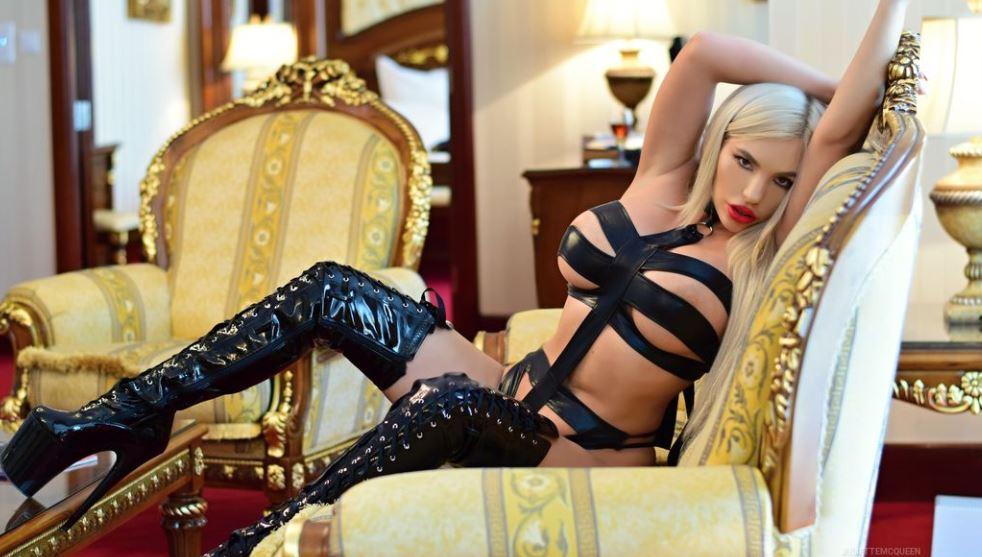 JulietteMcQueen Model GlamourCams