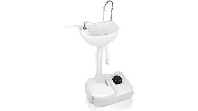 GYMAX Portable Wash Sink