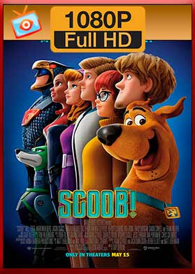 ¡Scooby! (2020) [Latino – 1080p] [GDrive – MEGA]