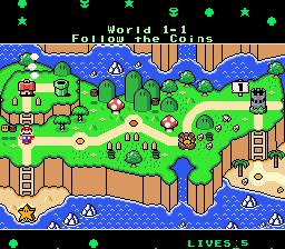 Super Nintendo para sempre!: New Super Mario World 2: Around