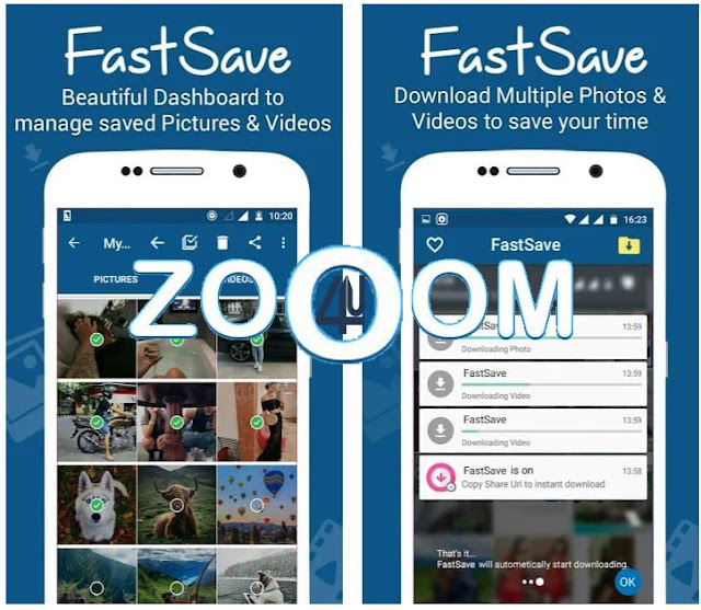 Download FastSave for Instagram