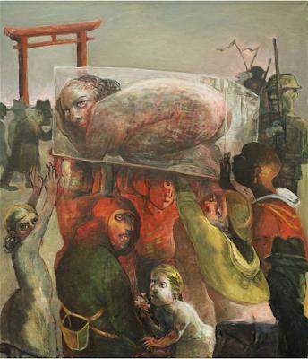 Procession (2013), Marcelle Hanselaar