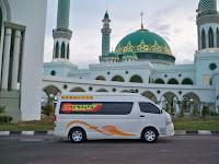 Jadwal Travel Sunjaya Abadi Samarinda - Balikpapan PP