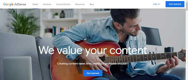 google-adsense How - Make Money From Google AdSense with blogger