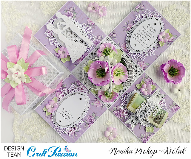 Ślubny box / Wedding box – DT Craft Passion