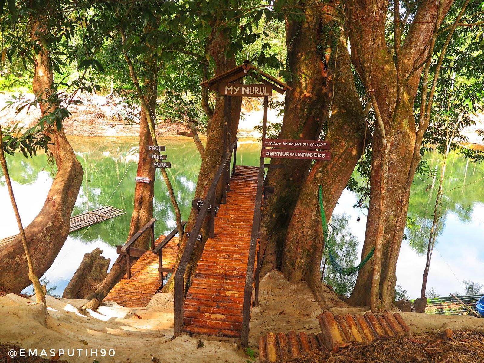Tempat Menarik Di Kota Kinabalu 2018 My Nurul Homestay Emas Putih
