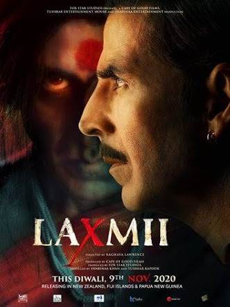 Laxmii 2020 Hindi Full Movies 720 HDRip