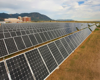 Renewable Energy Solar Plant