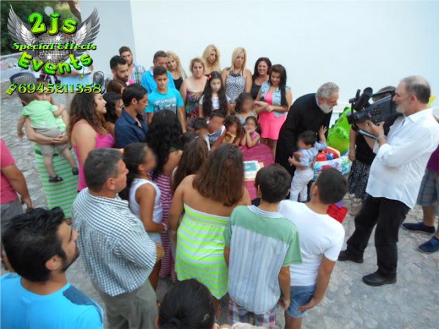 ΠΑΙΔΙΚΟ ΠΑΡΤΥ ΓΕΝΕΘΛΙΩΝ DJ ΣΥΡΟΣ SYROS2JS EVENTS