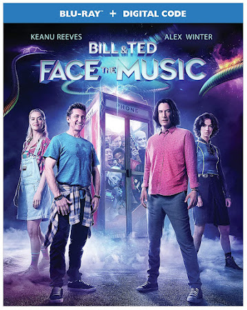 Bill & Ted Face the Music [2020] [BD25] [Latino]