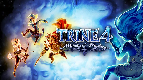 تنزيل لعبة Trine 4 The Nightmare Prince Melody of Mystery للكمبيوتر